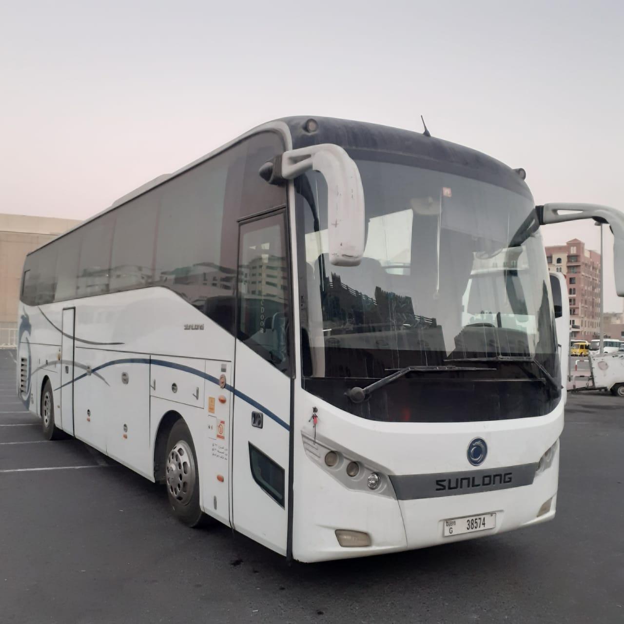 Rent 50 Seater Bus