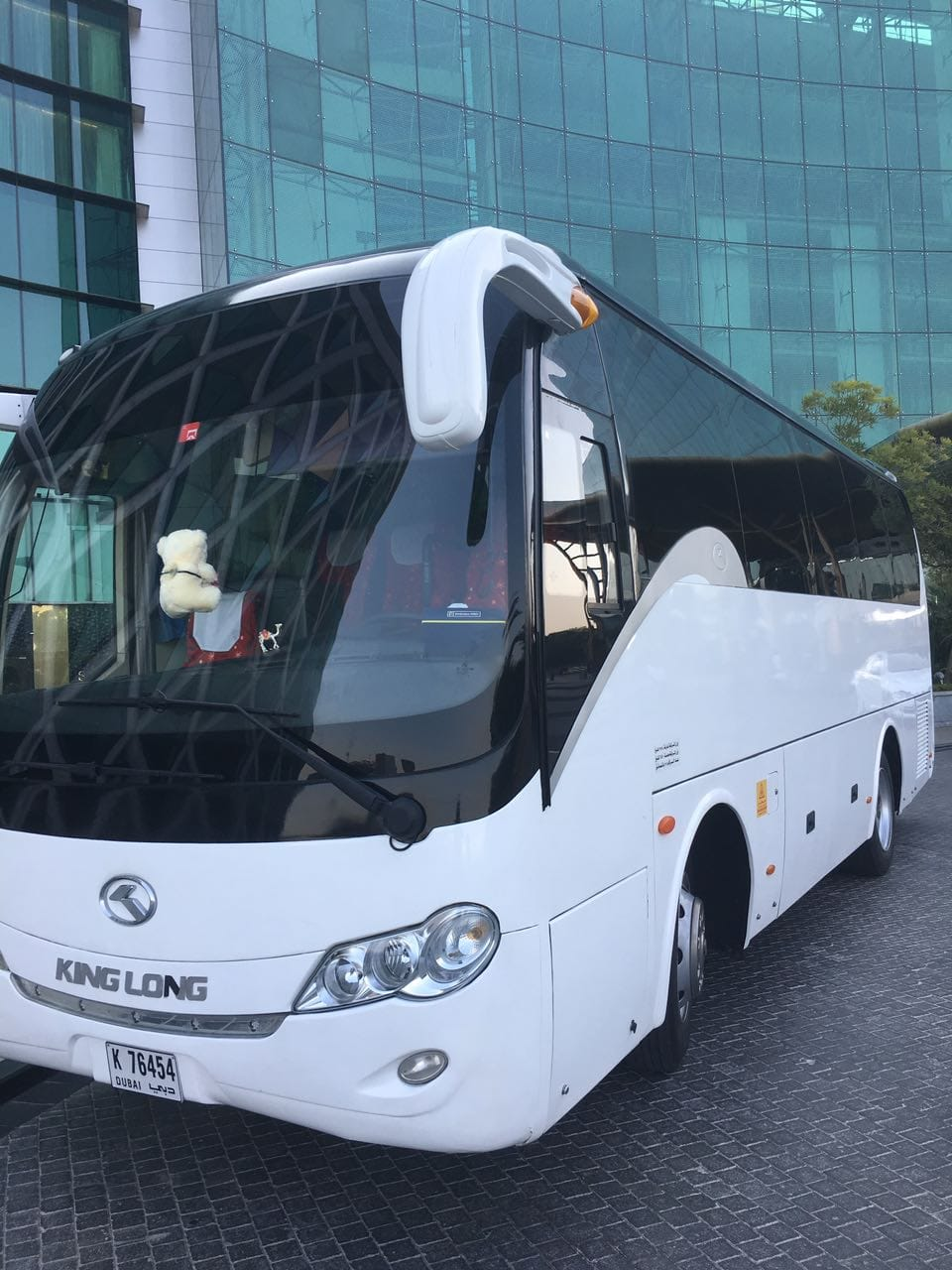 50 Seater Bus