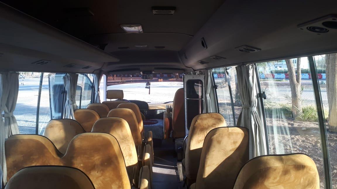 luxury busses in dubai