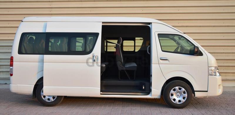 Van and Minivan Rental