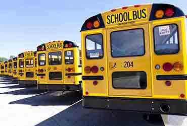 School Buses in Dubai